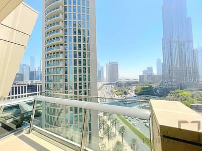 2 Bedroom Flat for Rent in Downtown Dubai, Dubai - Best Deal | 2 Bedroom |  Vacant | Amazing Views