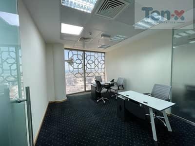 مکتب  للايجار في شارع الشيخ زايد، دبي - UNIQUE OFFICES