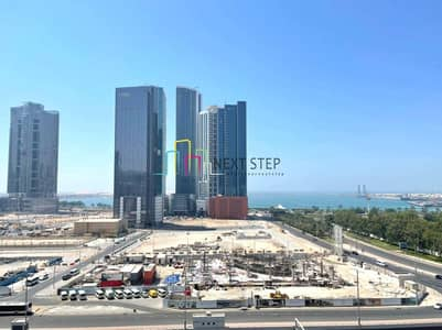 2 Bedroom Flat for Rent in Tourist Club Area (TCA), Abu Dhabi - Gorgeous 1 Bedroom  with Iconic Full Sea View