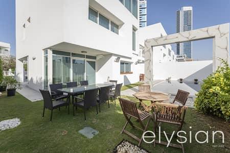 تاون هاوس 4 غرف نوم للبيع في الصفوح، دبي - Prime Location | Townhouse with Pool | Freehold