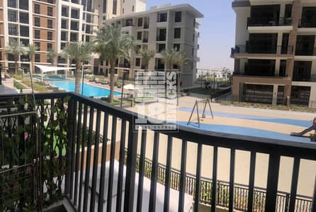 فلیٹ 1 غرفة نوم للبيع في تاون سكوير، دبي - Affordable | Pool View | Multiple Units