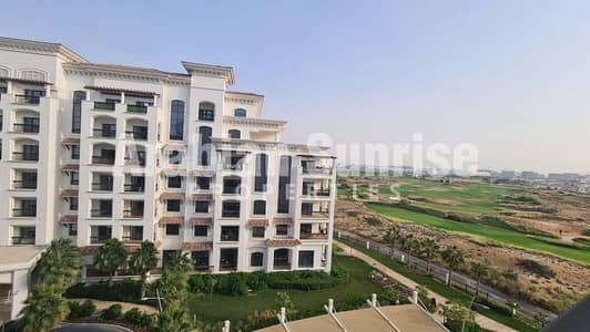 2 Bedroom Apartment for Rent in Yas Island, Abu Dhabi - Vacant Apt with Partial Golf View! 2 Payments