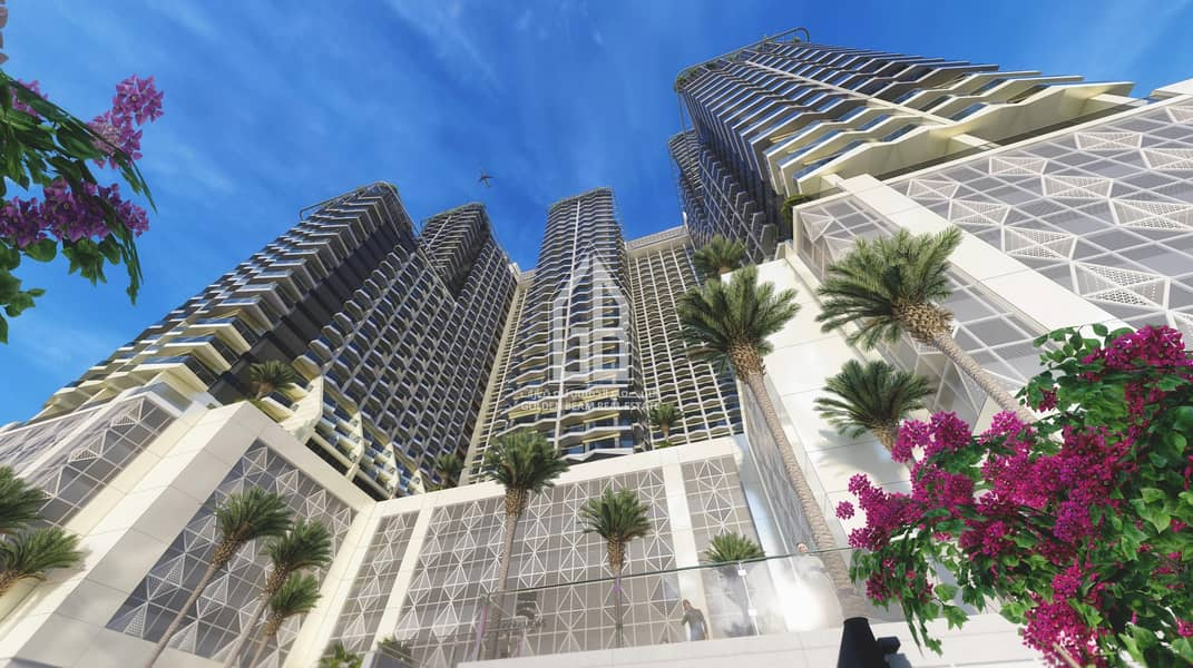 10 One of the coolest project in Dubai l Golf Views Se7en City l Hurry Up before its too late