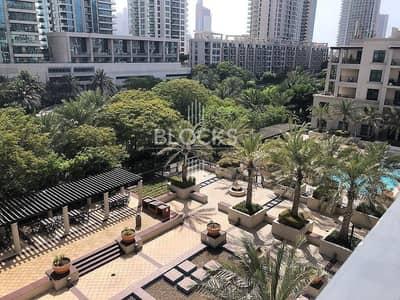 فلیٹ 2 غرفة نوم للايجار في ذا فيوز، دبي - A Full lake view l 2BR in Travo tower B
