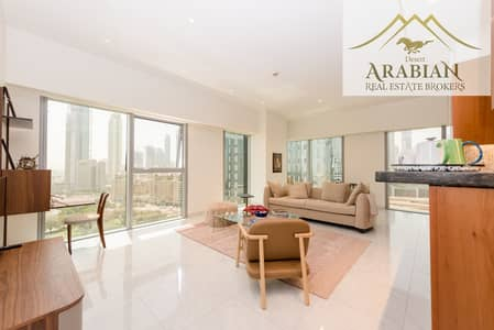 1 Bedroom Flat for Rent in DIFC, Dubai - High End | Furnished | Corner Unit | Spacious