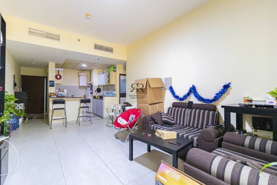 Spacious 1 Bedroom with Balcony | Currently Rented