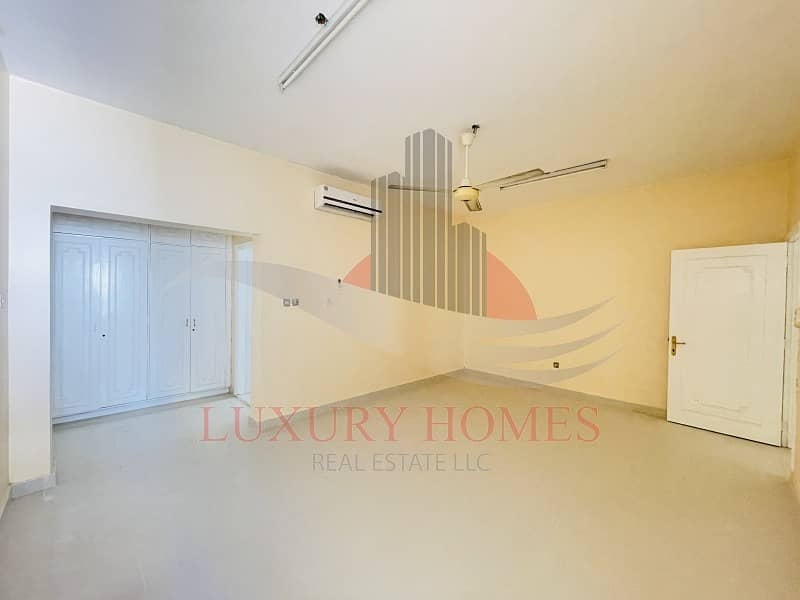 Spacious On Ground Floor with Covered Parking