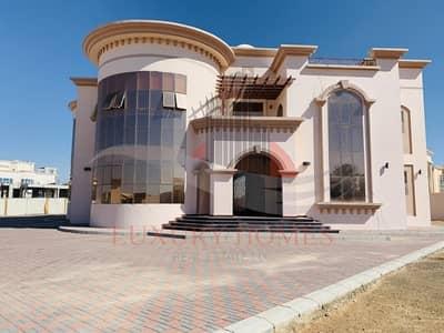 6 Bedroom Villa for Rent in Al Hili, Al Ain - All Master Rooms Huge Yard with a Driver Room