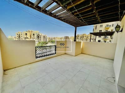 1 Bedroom Apartment for Rent in Remraam, Dubai - SPACIOUS | TERRACE  | 1 BED | CLOSED KITCHEN