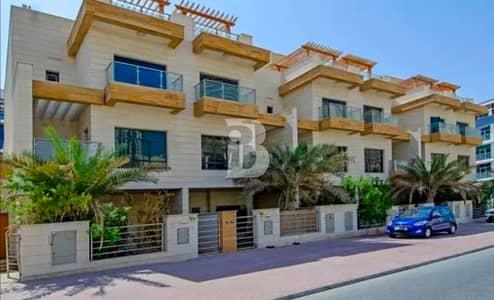 4 Bedroom Villa for Rent in Jumeirah Village Circle (JVC), Dubai - STYLISH & SPACIOUS | MAID | ROOFTOP TERRACE