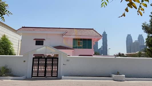 6 Bedroom Villa for Rent in Al Wasl, Dubai - 6 bedroom Villa for Rent   Double Storey   Unfurnished