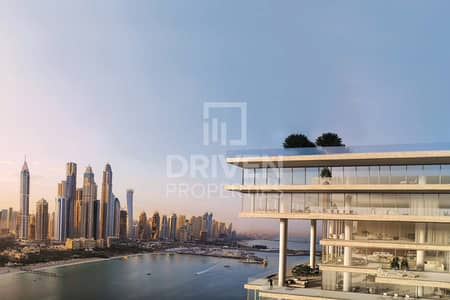 4 Bedroom Apartment for Sale in Palm Jumeirah, Dubai - Simplex Type Apartments w/ Amazing Views