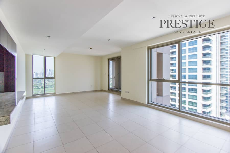 2 Highly demanded layout | 2 Bed | Tanaro | Golf View