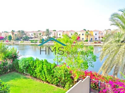 3 Bedroom Townhouse for Rent in Arabian Ranches, Dubai - Amazing Property | Full Lake View | 1E in Al Reem 2