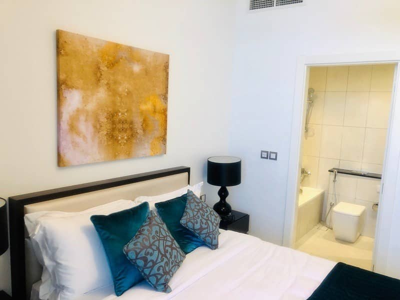 2 VACANT | HIGH FLOOR | FURNISHED | HIGH END