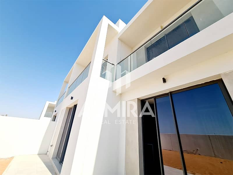 Homey 4BR in luxurious residential of Yas Acres