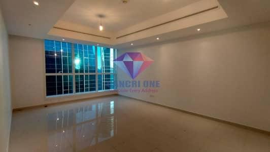 فلیٹ 2 غرفة نوم للايجار في شارع المطار، أبوظبي - Immense 2 Master with Maid room Parking and facilities