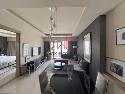 فلیٹ 1 غرفة نوم للايجار في الخليج التجاري، دبي - Skyline View | Luxurious Finish | Upscale Tower