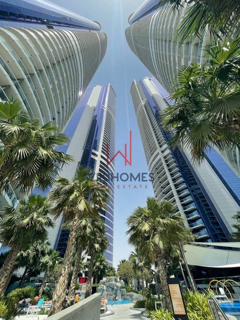 45 Skyline View   Luxurious Finish   Upscale Tower
