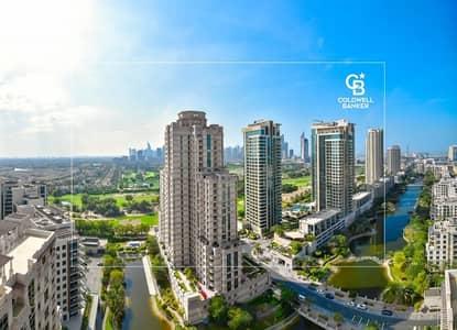 شقة 2 غرفة نوم للايجار في ذا فيوز، دبي - 2 Bedroom Apartment with Emirates Golf Course view
