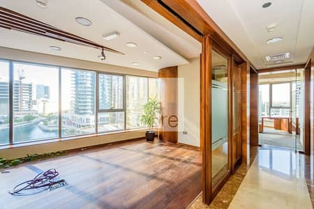 Office for Rent in Jumeirah Lake Towers (JLT), Dubai - Fitted Office | Pay in 12 Cheques | Low Floor