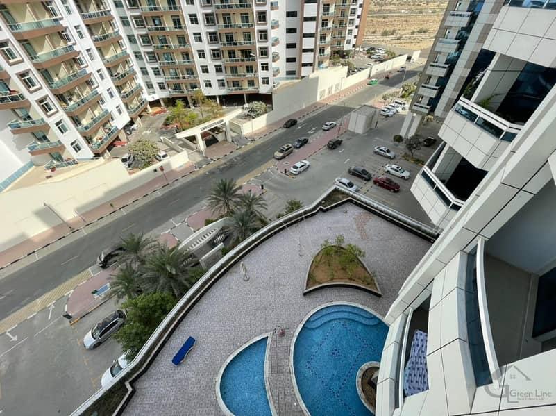 9 Cheapest | 1 BR Apartment | Pool View | 30k 6 Chqs