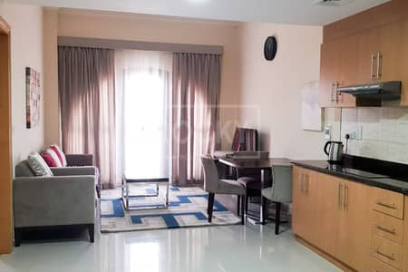 1 Bedroom Apartment for Rent in Arjan, Dubai - Fully Furnished | 1-Bed with Laundry | Arjan