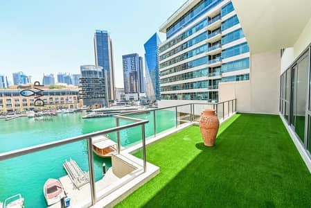 4 Bedroom Villa for Rent in Dubai Marina, Dubai - Genuine Listing! Triplex Villa| Marina Quays| 4BR - Marina Facing