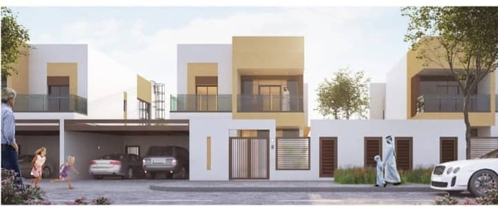 3 Bedroom Villa for Sale in Baniyas, Abu Dhabi - No Commission !  Brand New 3 Bedroom villa with Payment Plan !