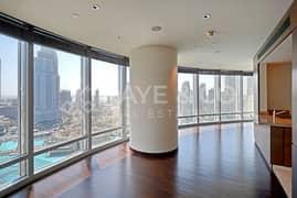 شقة في برج خليفة وسط مدينة دبي 2 غرف 3350000 درهم - 5100046