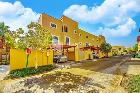 فیلا 3 غرف نوم للبيع في حدائق الراحة، أبوظبي - Move In Fabulous Single Row Villa with Private Garden