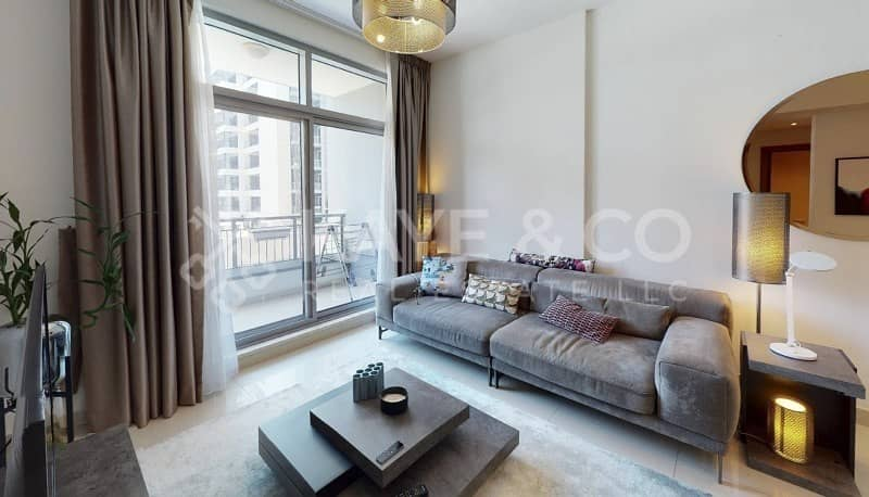 10 1Bedroom | High Quality Furnished | Claren Tower