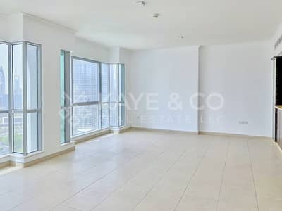 2 Beds | Vacant | Balcony | Partial Fountain View