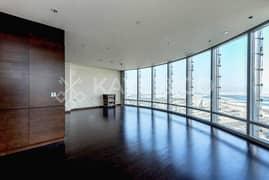 شقة في برج خليفة وسط مدينة دبي 2 غرف 3849900 درهم - 5100089
