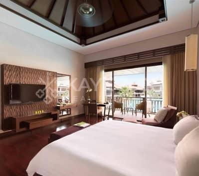 استوديو  للبيع في نخلة جميرا، دبي - Furnished Studio   Sea and Burj Al Arab View
