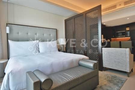 Studio for Sale in Downtown Dubai, Dubai - Studio | Fully Furnished | Address Downtown