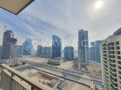 1 Bedroom Flat for Rent in Downtown Dubai, Dubai - 1 Bedroom |Balcony |  1 Month Free for1or 2Cheques