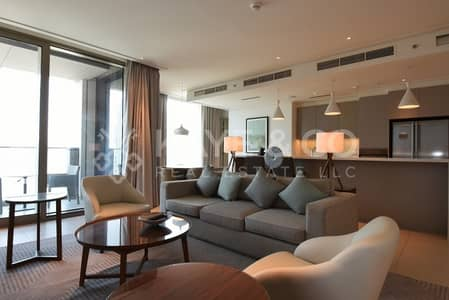 2 Bedroom Flat for Rent in Downtown Dubai, Dubai - Mid Floor | 2 Bedroom Apartment | Fully Furnished