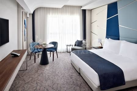Hotel Apartment for Rent in Downtown Dubai, Dubai - Furnished | Serviced Apartment | Bills included