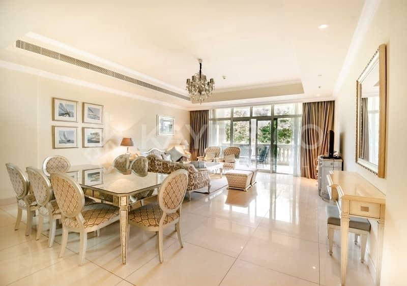 2 3 Bedroom Plus Maid   Super Luxurious   Furnished