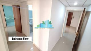 FRESH HUGE 3 BHK w/ MAID-ROOM  4 payments