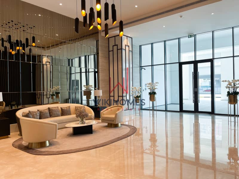13 Panoramic Burj View   Brand New   6 Payments   5 min to DT