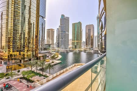 1 Bedroom Flat for Rent in Jumeirah Lake Towers (JLT), Dubai - Nice View / Perfect Condition / AC Free