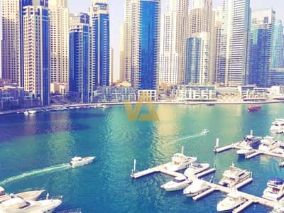 3 Bedroom Apartment for Sale in Dubai Marina, Dubai - Most Demanded 3BR|Stunning Marina and Yatch Club View