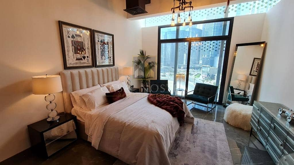 2 Investor Deal High End 1BR 5 Years Payment Plan