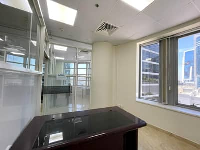 Office for Rent in Business Bay, Dubai - FULLY FITTED OFFICE IN SILVER TOWER