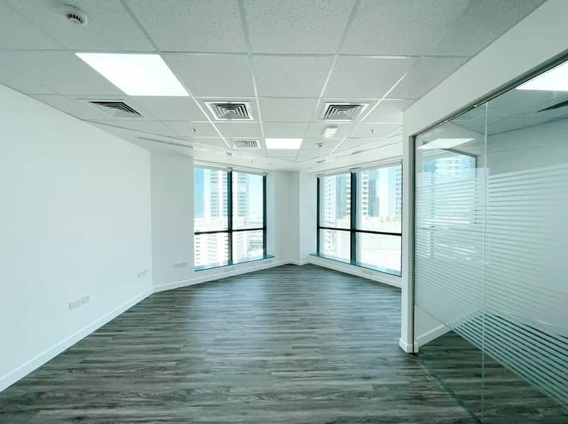 FITTED OFFICE   CLOSE TO METRO   VACANT   RENT