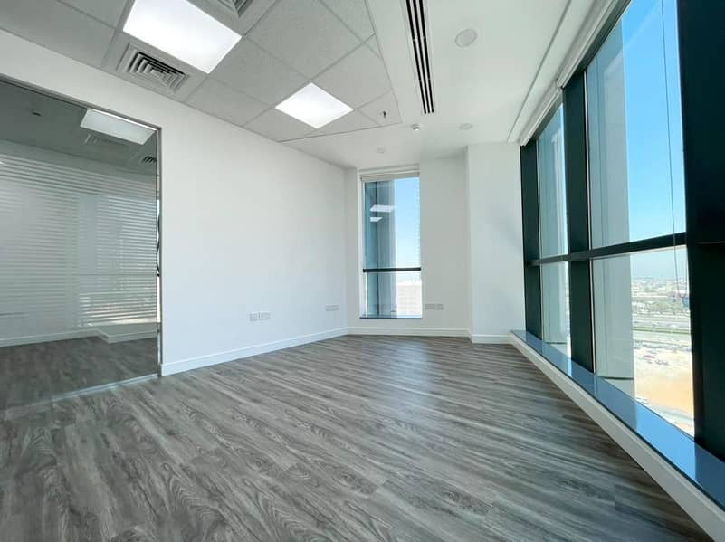2 FITTED OFFICE   CLOSE TO METRO   VACANT   RENT