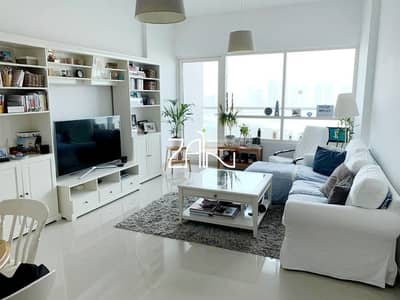 Sea View Elegant 1BR with Balcony Great Investment