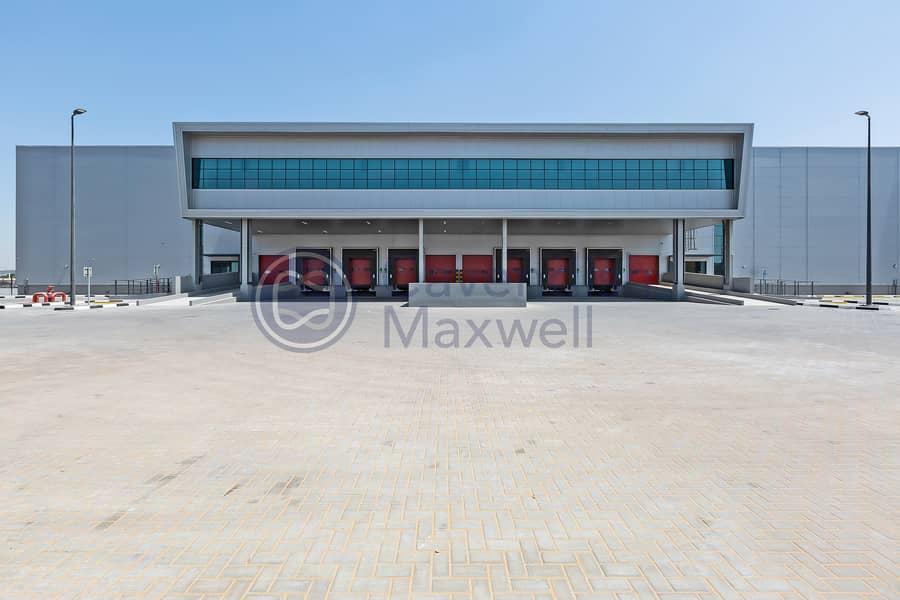 12m Height   Grade A Logistics Warehouse